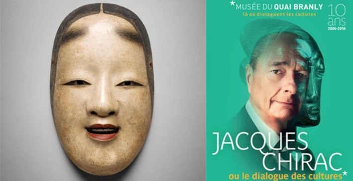 Exposition Jacques Chirac au musée du Quai Branly : la passion des arts lointains | France TV | À la une | Scoop.it