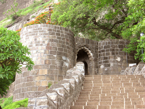 A call for Shivaji's forts as world heritage | Oven Fresh | Scoop.it