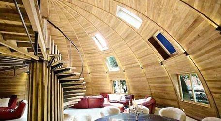 8 maisons du monde inspirantes pour construire autrement - Objectifeco | Eco-conception | Scoop.it