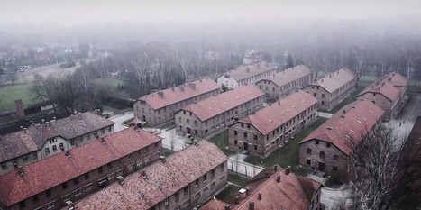 Auschwitz Captured in Haunting Drone Footage (and a New Short Film by Steven Spielberg & Meryl Streep)   Just like every drop of rain...   Scoop.it