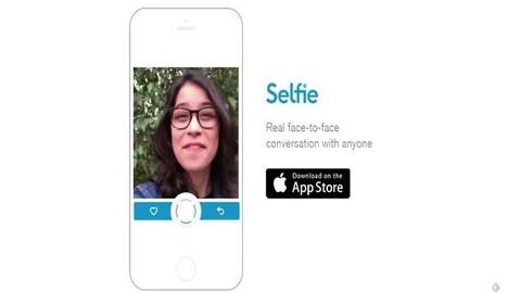 Selfie, otra aplicación para los amantes de las selfies - Nerdilandia | Community management | Scoop.it