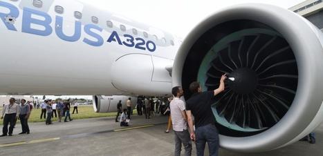 Une commande de 10 milliards d'euros pour Airbus | CRAKKS | Scoop.it