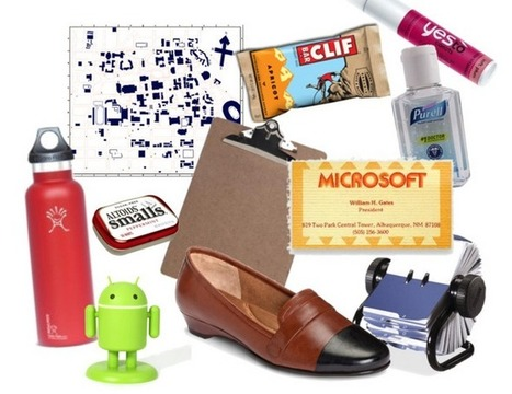 Career Fair Survival Pack: 11 Essential Items » University Recruiter Blog | Job Advice - on Getting Hired | Scoop.it