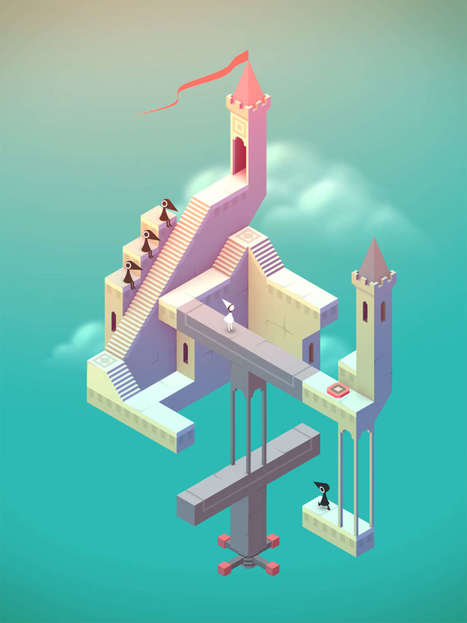 "Building Beautiful Worlds: A Conversation With Ken Wong, the Architect of ""Monument Valley"" 