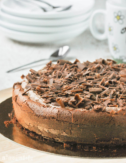 #Recipe / Chocolate mousse cake | sweet cooking | Scoop.it