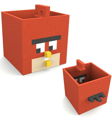 Angry Birds + Box = Angry Box   Angry Birds   Scoop.it
