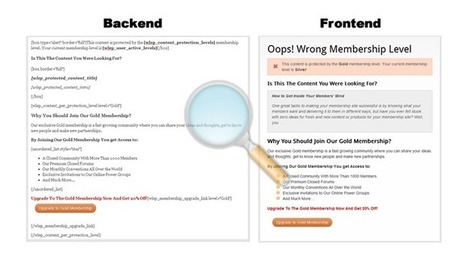 Wishlist Error Page Booster | Custom Error Page for Wishlist Member | clickbank | Scoop.it
