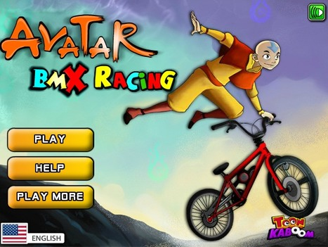 Avatar Bmx Racing - Play Your Best Avatar Games On toonkaboom.com | Racing Games | Adventures Games | Avatar Games | Scoop.it