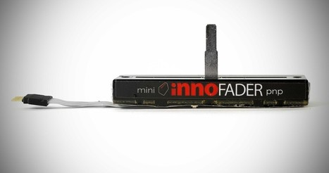 The Mini Innofader retail faders: A First Look | DJing | Scoop.it