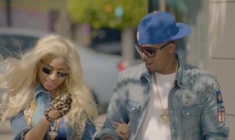 Chris Brown et Nicki Minaj en duo sur « Love More » | Justallmusic | Scoop.it