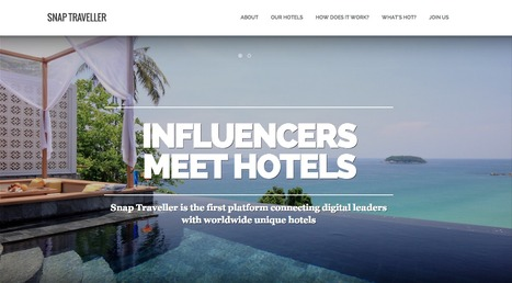 Bloggers and influencers, rapidly becoming key for hotel marketing | How to Make a Million Dollars in a Year Using the Internet | Scoop.it