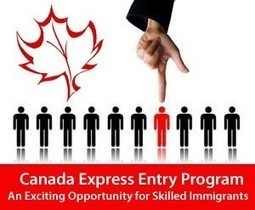 Work experience and skills can help you to immigrate to Canada through FSW | OpulentusIndia | Scoop.it