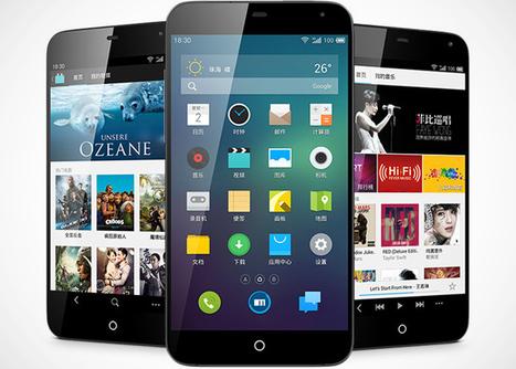 Meizu MX3, el primer SmartPhone con 128GB de almacenamiento interno | tecnología | Scoop.it