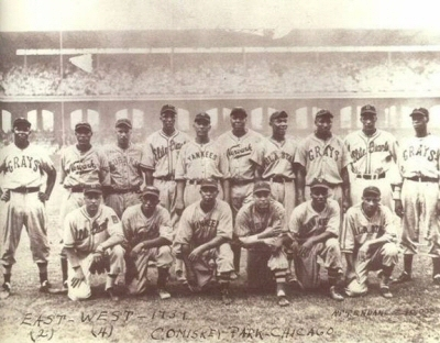 Primary Document #2:The Negro league Baseball Team | 1920's Roaring Sports | Scoop.it