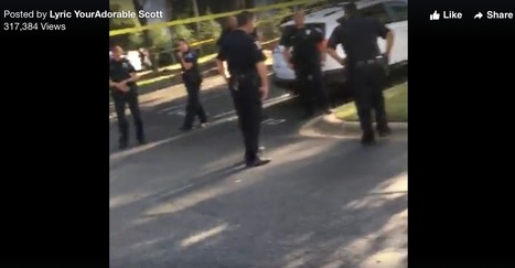 UPDATE: Keith Lamont Scott Identified as Disabled Black Man Shot Dead by N.C. Police While Reading in Car | Police Problems and Policy | Scoop.it