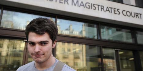 Téléchargement : un étudiant britannique trouve un accord avec les Etats-Unis | Industrie musicale | Scoop.it