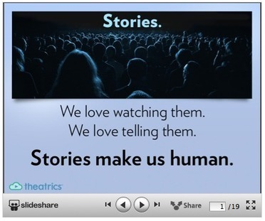 The Fanthropology of Theatrics | Storytelling Content Transmedia | Scoop.it