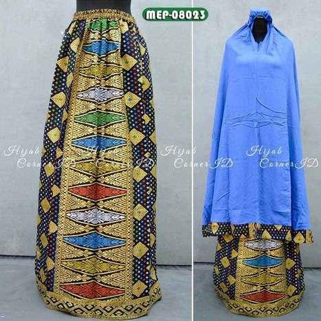 Mukena-Etnik-Prada-08023 | Atisomya Hijab | Scoop.it