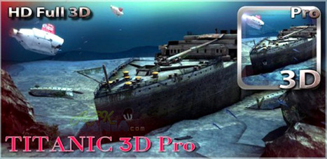 Titanic 3D Pro live wallpaper v1.0 - Download Android Games | Android n Games | Scoop.it