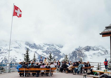 A mountaintop wedding // Engelberg Switzerland // Teaser | Tom Leuntjens Photography | Road To X, Fujifilm topics | Scoop.it