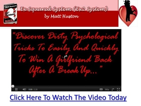 The Matt Huston Ex2 System PDF Download- A Thorough Matt Huston Ex2 System Review | usersreview | Scoop.it