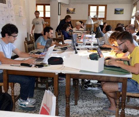 Estudiants projecten refer tres edificis al Pallars | #territori | Scoop.it