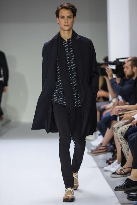 Look du jour : Imperméable | Le blog mode de l'homme urbain | Scoop.it