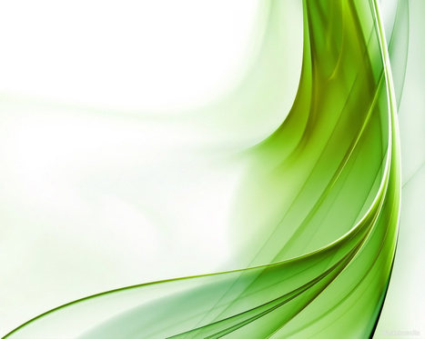 Green Wave Abstract Backgrounds | Free PowerPoint Backgrounds | Scoop.it