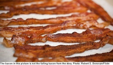 Man injured by half-tonne of falling bacon | Quite Interesting News | Scoop.it