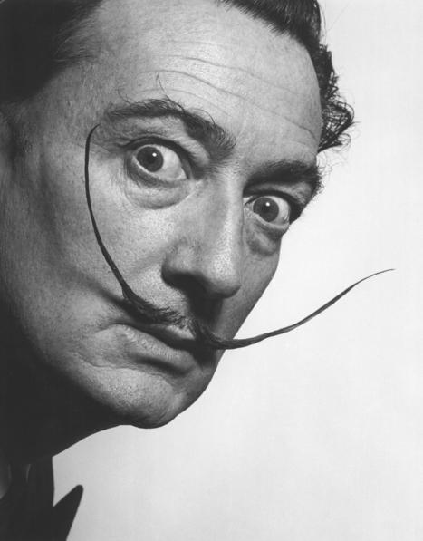 Salvador Dali - le génie en 5 mots-clés - le paradis prénatal et le traumatisme de la naissance : document vidéo | De-psy de-là | Scoop.it