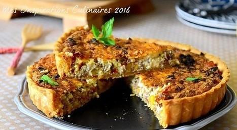 Tarte salée viande hachée | Cuisine Du Monde -cuisine Algerienne- recettes ramadan | Scoop.it