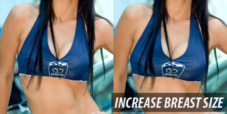 How To Increase Breast | cacothes | Scoop.it