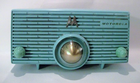 Motorola 56H (1956) | Collectors Quest | Antiques & Vintage Collectibles | Scoop.it