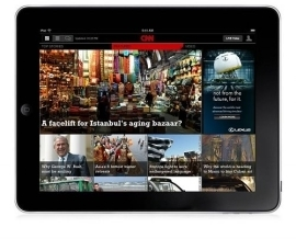 CNN live news comes to iPad, other mobile devices | TV Everywhere | Scoop.it