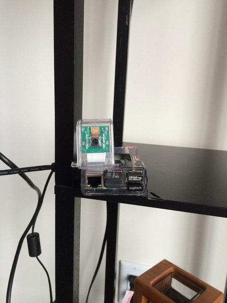 Accessing the Raspberry Pi Camera with OpenCV and Python - PyImageSearch | Python-es | Scoop.it
