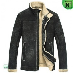 Designer Mens Sheepskin Shearling Jacket CW848105 | Men's | Scoop.it