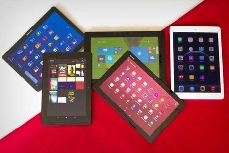 Rentrée 2016 : le top 10 des tablettes grand format | L'e-Space Multimédia | Scoop.it