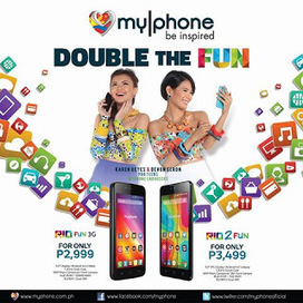MyPhone reveals Rio Fun 3G and Rio 2 Fun | TheAndroidHow | News and How To's | Scoop.it
