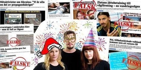 Viralgranskaren listar: Årets sju största nätbluffar | Skolbiblioteket och lärande | Scoop.it