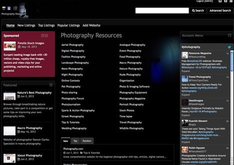 Photography Resources | Photography Resources | Scoop.it