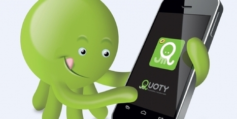 La Poste lance l'application 'Quoty' pour simplifier les parcours d'achat | Digital Marketing Cyril Bladier | Scoop.it