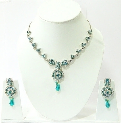 Indian Party Sets | Party Wear Jewelry Sets - NazFashions | Indian Jewellery Store Online | Scoop.it