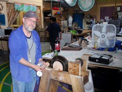 Community-based Innovation Thrives in Hackerspaces | maker space | Scoop.it