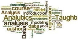 Online Courses in Predictive Analytics, Machine Learning, Data Science from Statistics.com | Data Analytics | Scoop.it