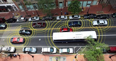 U.S. Government Aims for 'Talking' Cars by 2017, Report Says   Gov and Law - Colin Anderson   Scoop.it