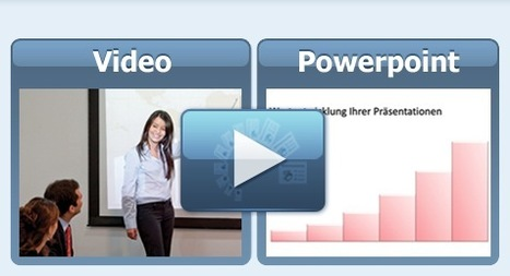 Synchronize Your Video and PowerPoint Slides with SlidePresenter | TEFL & Ed Tech | Scoop.it