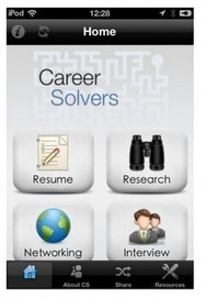 Job Search Help on Your Mobile Phone? There's an App For That! | 50+ Careers | Scoop.it
