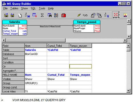 Les Bases de Données Relationnelles : Normalisation et SQL   Cours Informatique   Scoop.it