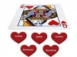 The Queens of Hearts in Content Marketing and Social Media | Business Socialization | Scoop.it