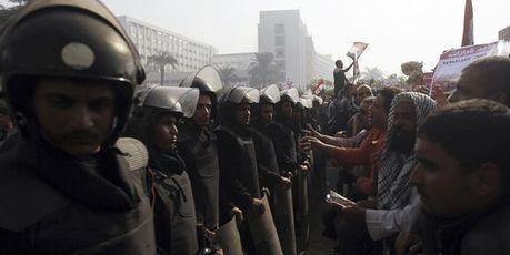 L'Egypte va armer les agents de police face à une montée de la criminalité | Actualités Afrique | Scoop.it
